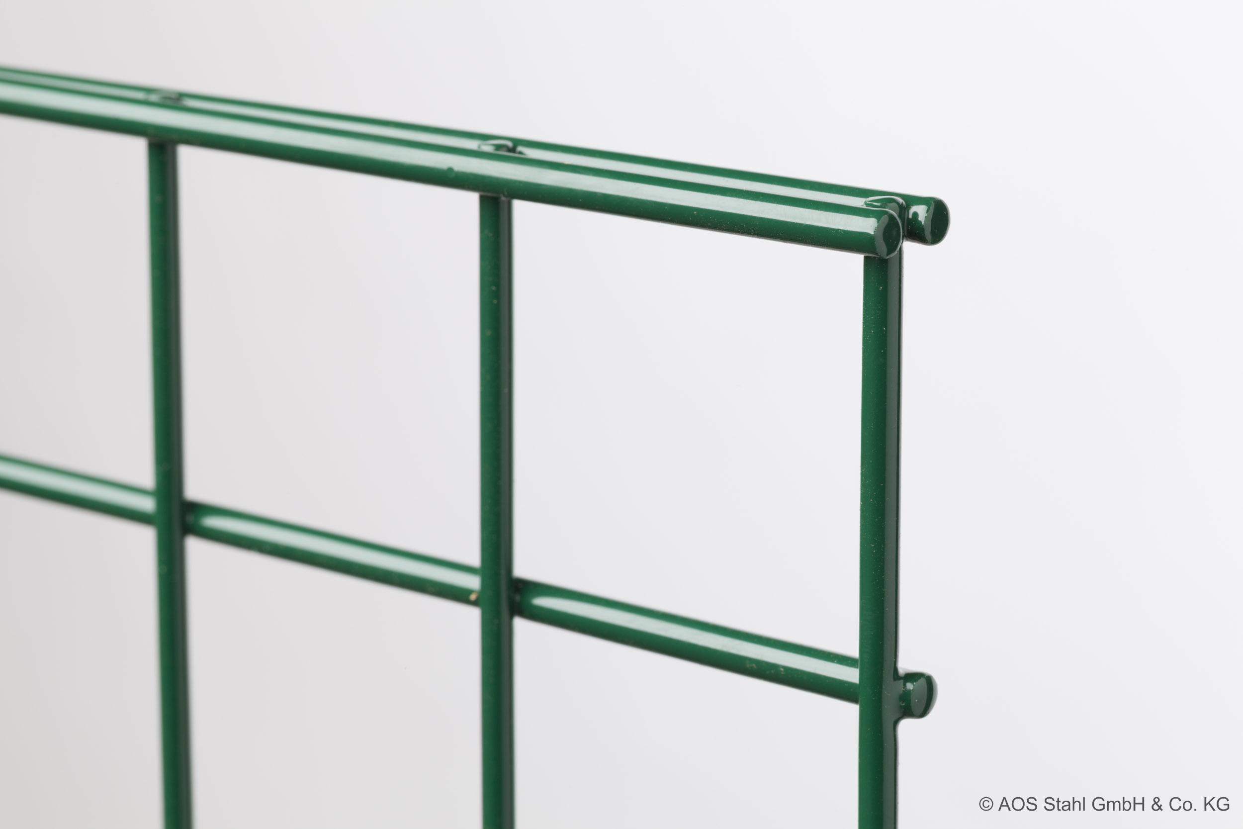 Stabmattenzaun MICHL Komplettpaket Höhe 1 m kaufen